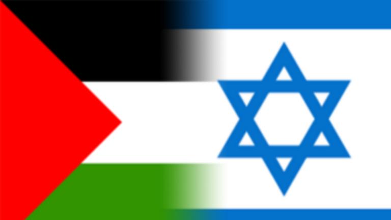 Israel-Palestinian peace Calvo