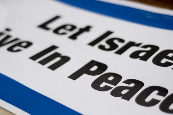 Land for peace and the end of the religious war-JNS