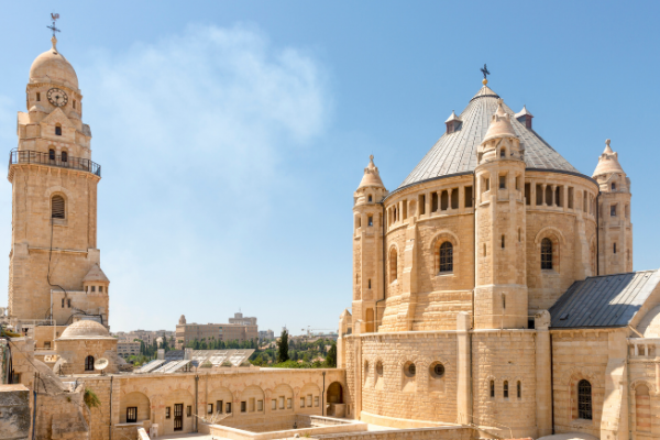 Israel and the Holy See- Besacenter