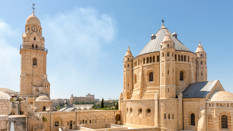 Israel and the Holy See- Michel Calvo
